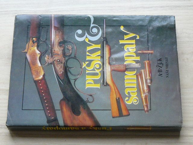 Žuk - Pušky a samopaly (1992)