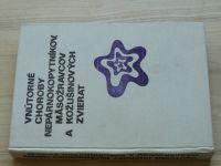 Fried, Konrád - Vnútorné choroby nepárnokopytníkov, mäsožravcov a kožušinových zvierat (1984)