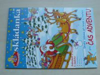 Kreativní skládanka č. 20 - Skvělá zábava při hraní a tvoření pro čas adventu (2015)