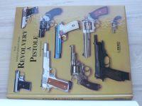Mouret - Revolvery a pistole - Svět krátkých palných zbraní (1994)