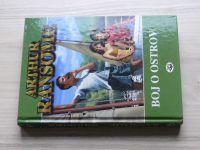 Ransome - Boj o ostrov (Toužimský & Moravec 2011) il. autor