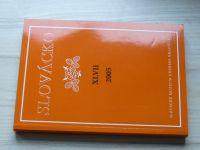 Slovácko XLVII - 2005 - Sborník