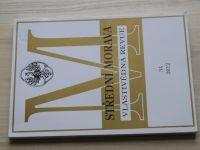 Vlastivědná revue - Střední Morava 34/2012