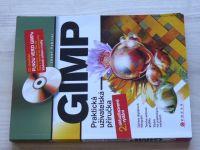 Vybíral - GIMP - Praktická uživatelská příručka (2008) CD - plná verze GIMP