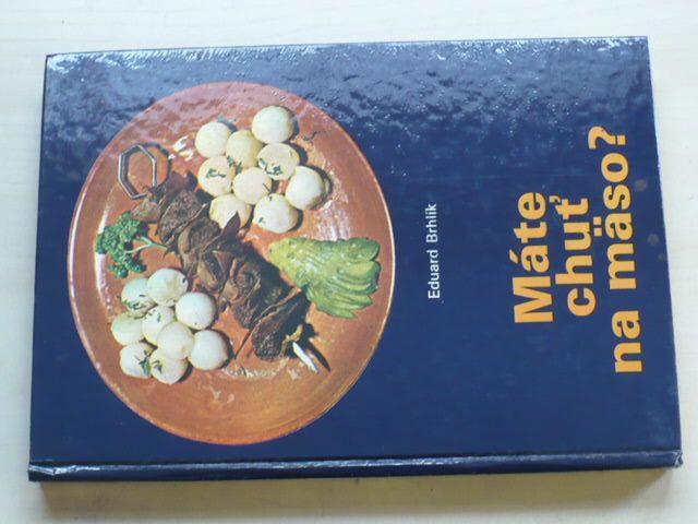 Brhlík - Máte chuť na mäso? (1980) slovensky