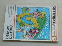 Čtyřlístek 130 (1985) ročník XVII.