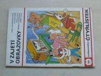 Čtyřlístek 142 (1986) ročník XVIII.