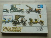 Kuba - Atlas našich automobilů 1 (1988)