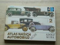 Kuba - Atlas našich automobilů 2 (1988) 1914-1928
