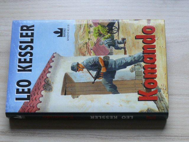 Leo Kessler - Komando (2003) Hitlerovské diverzní akce