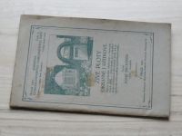 Suchánek - Živé ploty okrasné i užitkové. (1923)