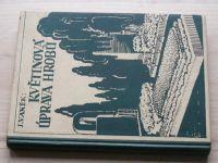 Vaněk - Květinová úprava hrobů (1940)