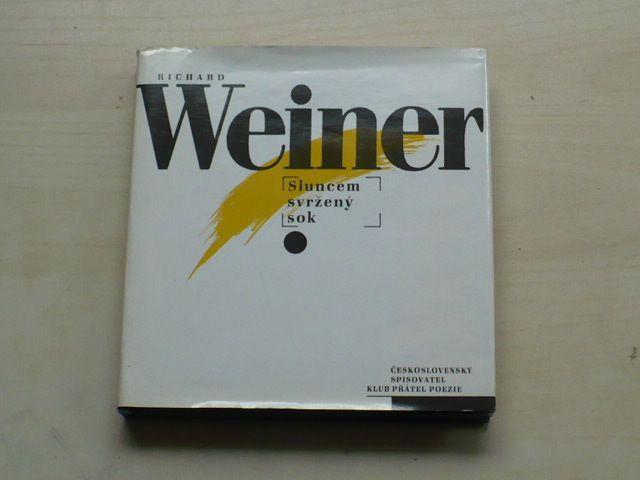 Weiner - Sluncem svržený sok (1989)