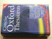 Concise Osford Thesaurus (2002) ed. M. Waite