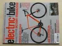 Electric bike action 1-6 (2018) ročník III. (chybí čísla 1-3, 3 čísla)