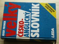 Fronek - Velký česko-anglický slovník (2000)