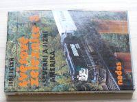 Jelen - Světové železnice - 3. Severní a jižní Amerika (1990)