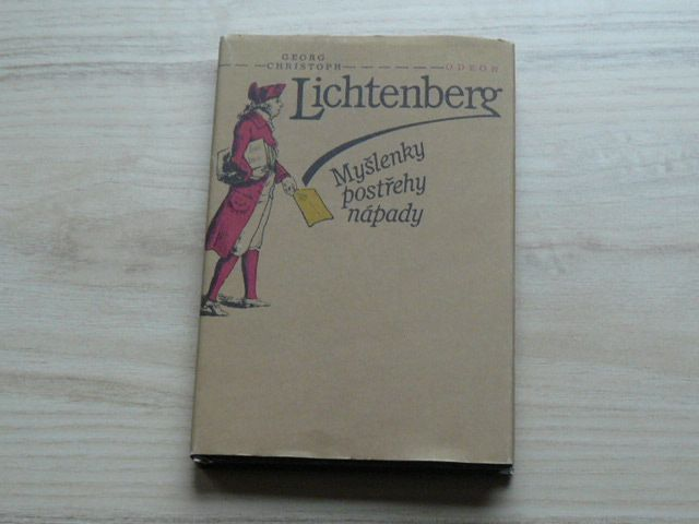 Lichtenberg - Myšlenky, postřehy, nápady (1983)