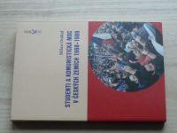 Otáhal  Studenti a komunistická moc v Českých zemích 1968 - 1989 (2003)