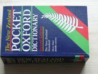 Oxford Pocket New Zealand Dictionary  (2002)