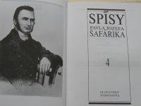 Spisy P. J. Šafárika 4 - Slovanský národopis (1995) slovensky