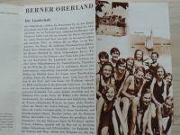 Berner Oberland Schweiz (1934) ceník hotelů