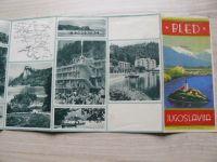 Bled - Jugoslavija (česky) zřejmě 30-tá léta 20.st.