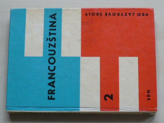 Francouzština pro jazykové školy 2 (1967)