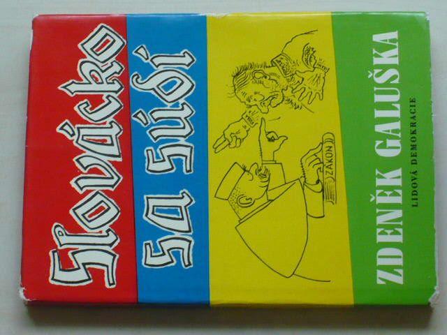 Galuška - Slovácko sa súdí (1969)