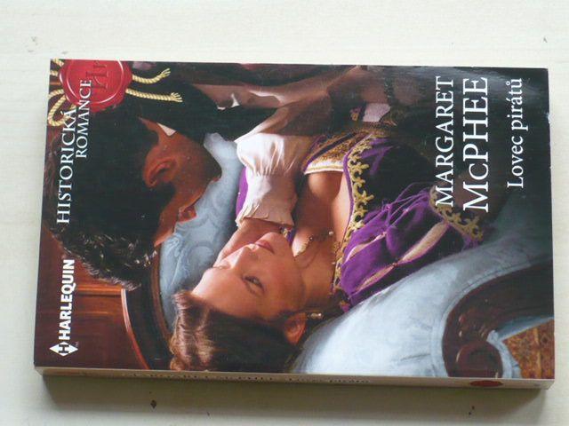 Historická romance č.:460 McPhee - Lovec pirátů (2017)