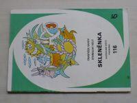 Ilustrované sešity 116 - Savov - Skleněnka (1986)