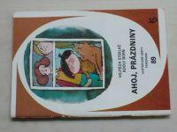 Ilustrované sešity 89 - Steklač - Ahoj, prázdniny (1983)