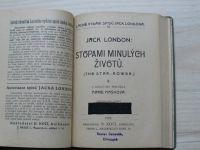 Jack London - Stopami minulých životů. (1922) I.II.III. kompletní