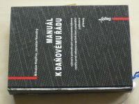 Kopřiva, Novotný - Manuál k daňovému řádu (2011)