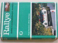Novotný - Rallye - Kniha o automobilových soutěžích (1979)