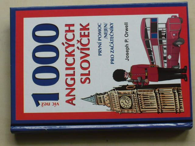 Orwell - Víc než 1000 anglických slovíček (2007)