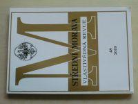 Vlastivědná revue - Střední Morava 48 (2019) ročník XXV.
