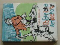 Zelienka - Poľovnícke smiechoty (1972)