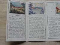 Bělohlav - Štrbské pleso (slovensky, prospekt, zřejmě 20.-30.léta 20.st.)