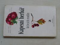 Černá - Kapesní herbář léčivých rostlin (1985)
