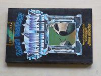 """Harrison - Ocelová krysa - První dobrodružství ,,prohnaného"""" Jima diGrize (1995)"""