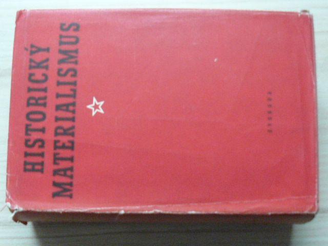 Historický materialismus (1952) red. Konstantinov