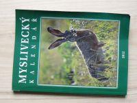 Myslivecký kalendář 2012