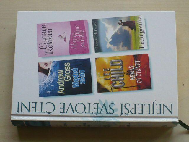 Nejlepší světové čtení: Modrá zóna; Annie v plné parádě; Nemáš co ztratit; Letní bouřka (2009)