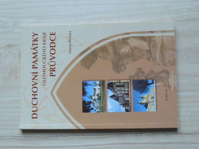 Perůtka - Duchovní památky Olomouckého kraje - Průvodce (2004)