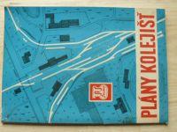Plány kolejišť - Měřítko 1:120 TT Zeuke (1968)
