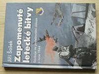 Šašek - Zapomenuté letecké bitvy - Souboje na protektorátní obloze v roce 1944