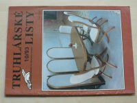Truhlářské listy 10 (1993)