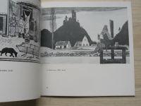 Josef Lada - Ilustrace - obrazy - Galerie muzea Prostějovska 1979
