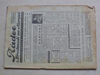 Rádce z Předmostí na Moravě 1-12 (1937) ročník XXIV.